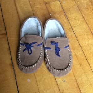 20b2ae72d3d Boden Shoes - Brown Boden boys slippers